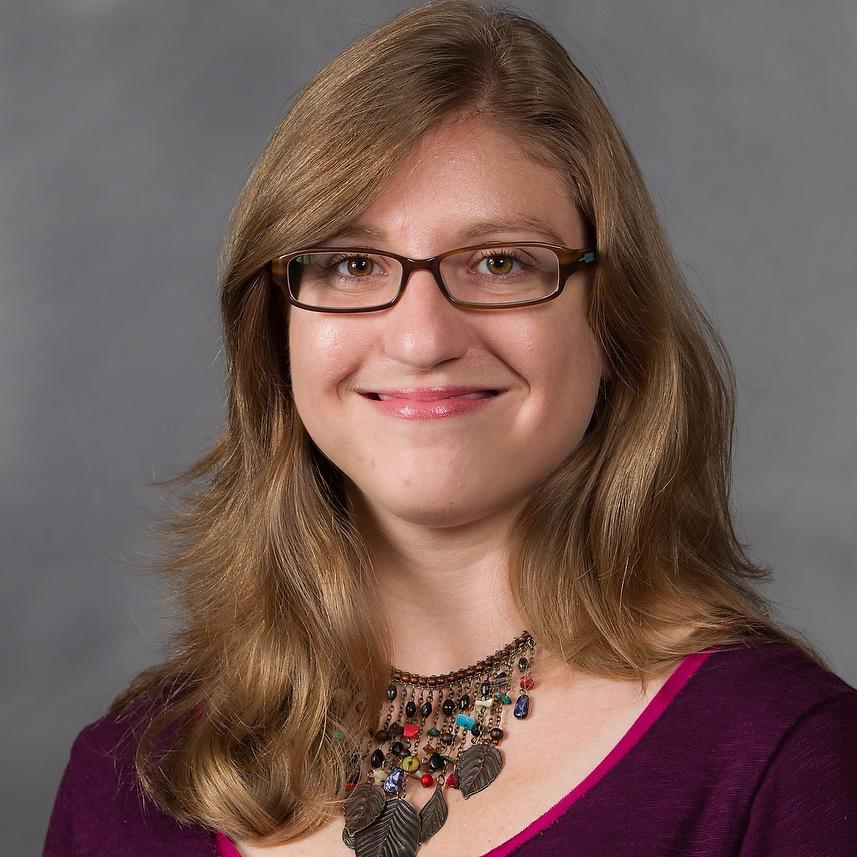 Headshot of Chelcie Juliet Rowell